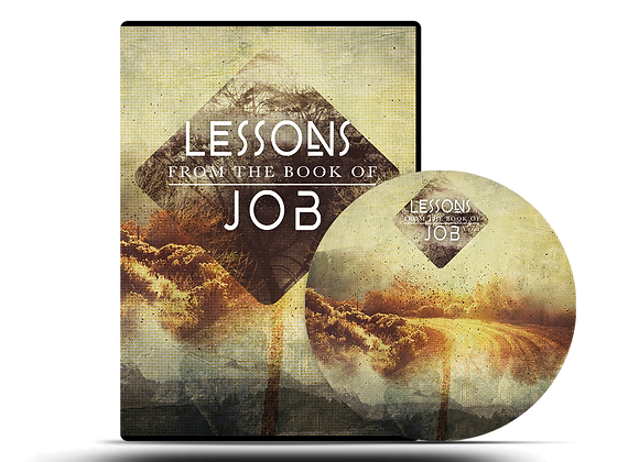 Lessons from the Book of Job DVD Series