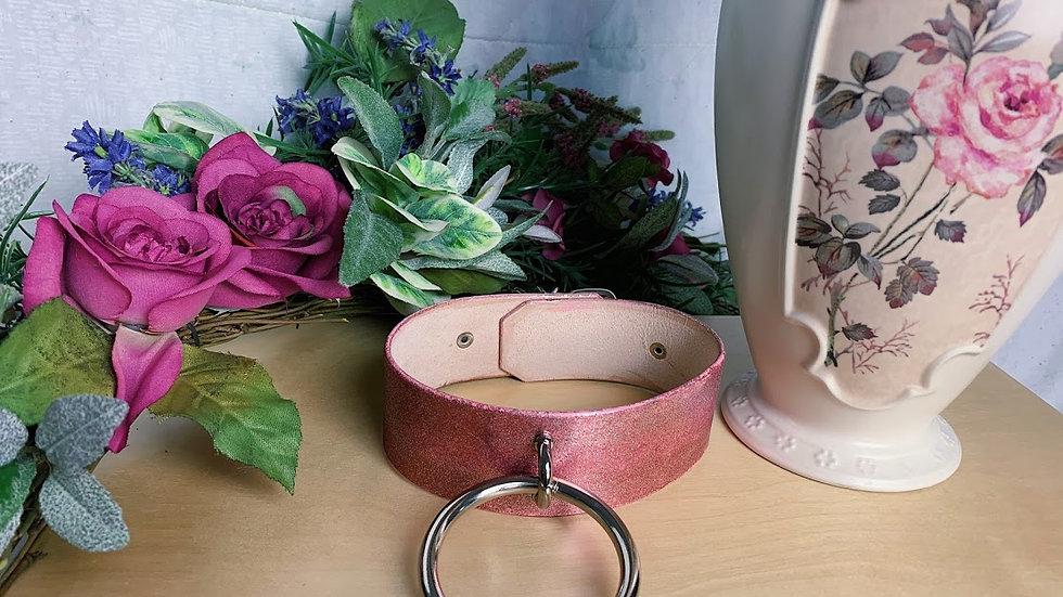 Sparkle Ring Collar