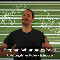 Stephan Bahamondes Pavez
