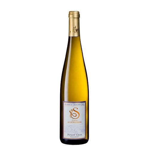 Pinot Gris  (2018) Alsace Grand Cru Goldert, Domaine Xavier Schneider