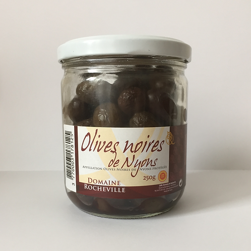Olives of Nyons, Domaine Rocheville 250g