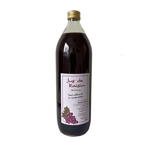 Viinamarjamahl 1 liiter