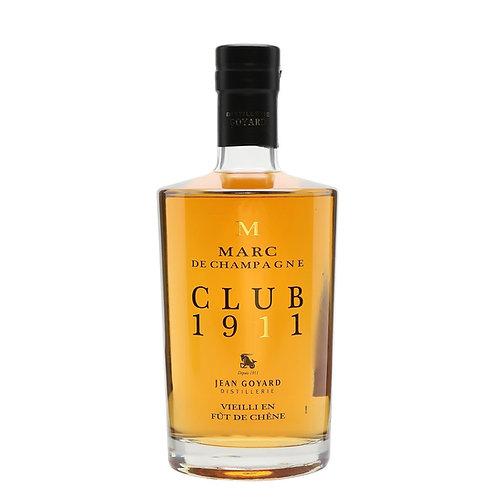 Marc de Champagne, Distilleries Goyard