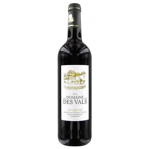 Syrah ja Grenache viinamarjadest vein