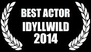 Idyllwild International Festival of Cinema Best Actor Owen Williams 2014