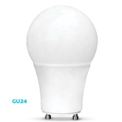 Standard A19 60W (GU24) A-Shape Bulb