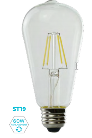 ST19 FILAMENT DECORATIVE LAMP