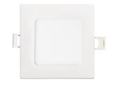 3''Recessed Mini Flat Panel Square