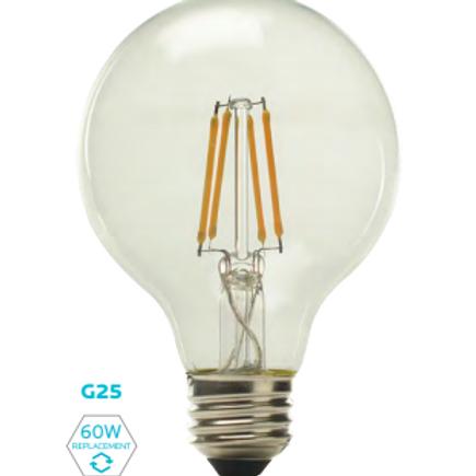 G25 FILAMENT DECORATIVE LAMP