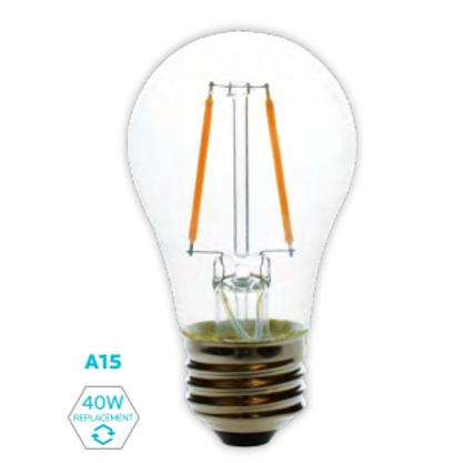 A15 - 4W FILAMENT A-Shape Bulb