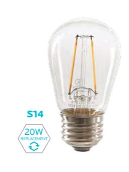 S14 FILAMENT DECORATIVE LAMP