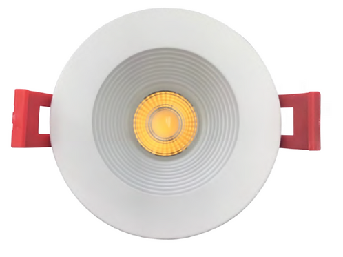 2'' Regressed Recessed Downlight Round