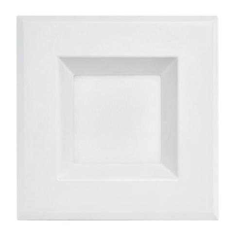 4'' Square Smooth Trim Downlights Retrofit