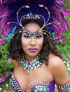 Creative makeup artist