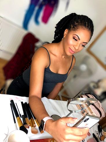 1-2-1 makeup lessons