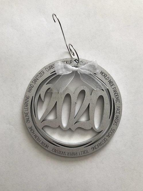 2020 Pandemic Ornament