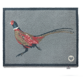 Pheasant Door Mat