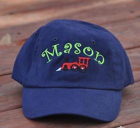 Personalized Baby Baseball Cap