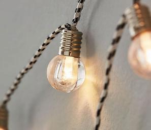 Bulb String Lights