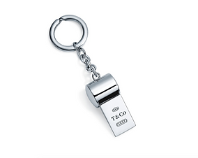 Tiffany & Co Whistle Key Rig