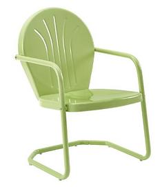 Metal Mid Century Durresi Chair
