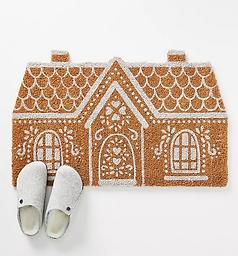 Gingerbread Doormat
