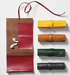 Leather Roll Up