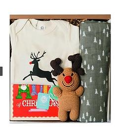 Baby Reindeer Gift Box