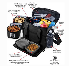 Pet Gear Travel Bag