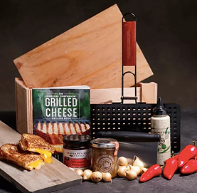 Grilled Cheese Crate