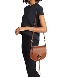 Tory Burch  Saddle Bag