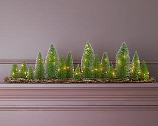 LED Tree Forest