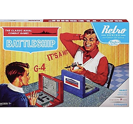 Retro Battleship