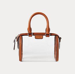 Clear Mini Camden Duffel Bag