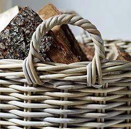 Kubu Log Basket