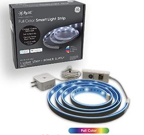 GE LED Color Light Strip