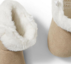 Baby Sherpa Booties