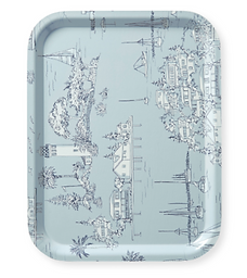 Westwind Toile Tray