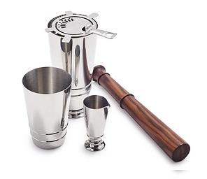 Cocktail Shaker Set-4 pc
