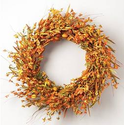 Sunset Meadow Wreath