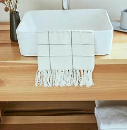 Minna Grid Towel