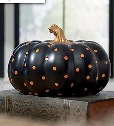 Dot Pumpkin