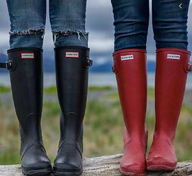 Hunter Field Boots