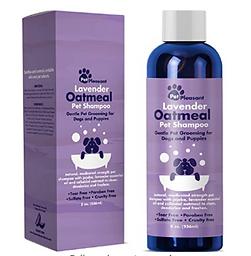 Natural Dog Shampoo