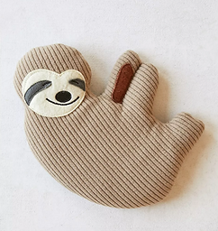 Huggable Sloth Heating Pad