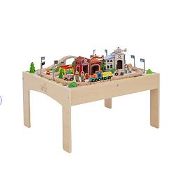 Train & Table Set