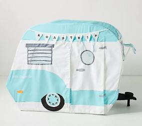 Mini Camper Playhouse