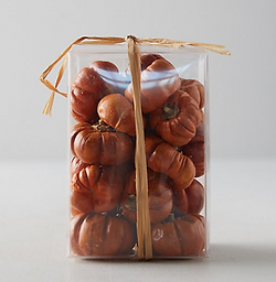 Preserved Pumpino Toppers