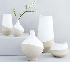 Half Dipped Vase