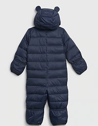 Baby Upcycled Snowsuit
